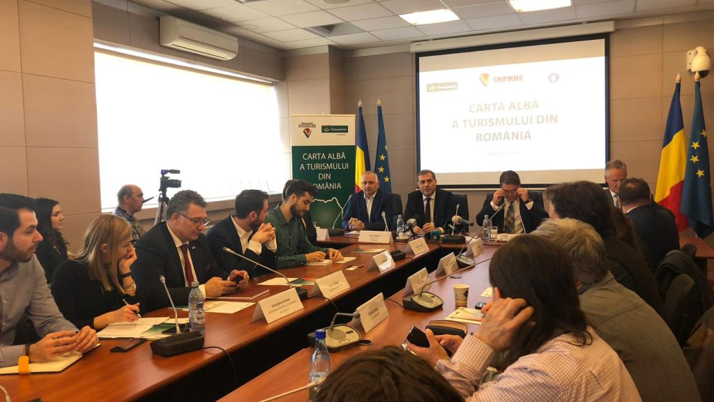 The Council of SMEs in Romania (CNIPMMR) and Groupama Asigurari launch the second edition of the Tourism Barometer in Romania