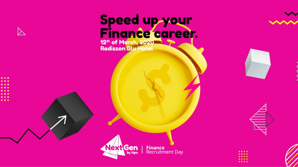 Top companies in the financial field recruit students and graduates on Finance Recruitment Day