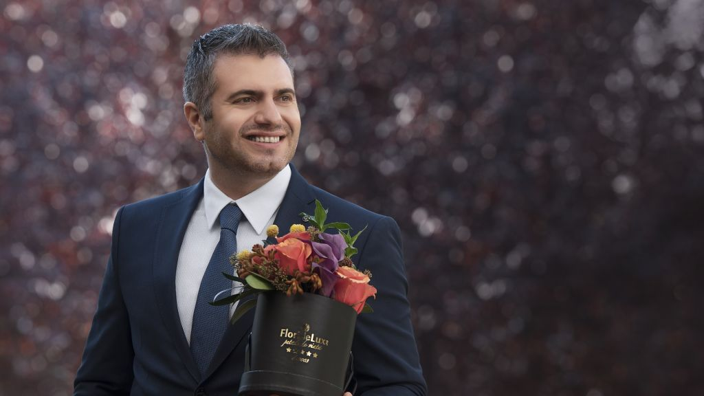 Dosinescu, FlorideLux.ro: Online flower sales will increase by 15% this year on Valentine's Day