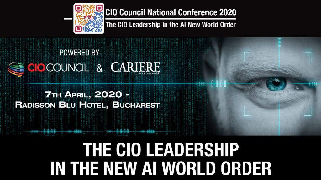 National Conference CIO Council Romania -  the 8th edition