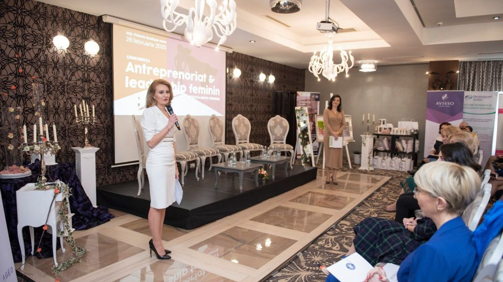 """""""Asociatia femeilor de afaceri"""" din cadrul Uniunii Generale a Industriasilor din Romania, lansata oficial la Iasi"""