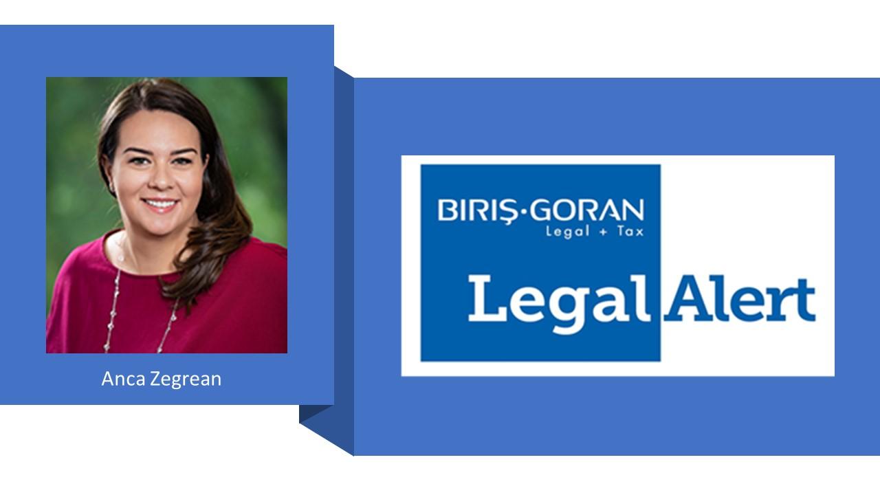 BIRIS GORAN - Legal Alert -  Recomandare aplicabila entitaților din mediul privat și indeosebi celor cu un numar de peste 99 de angajați