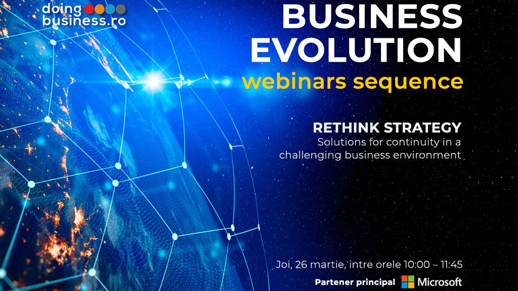 Business Evolution - RETHINK STRATEGY - Continuity, Challenges and Opportunities.