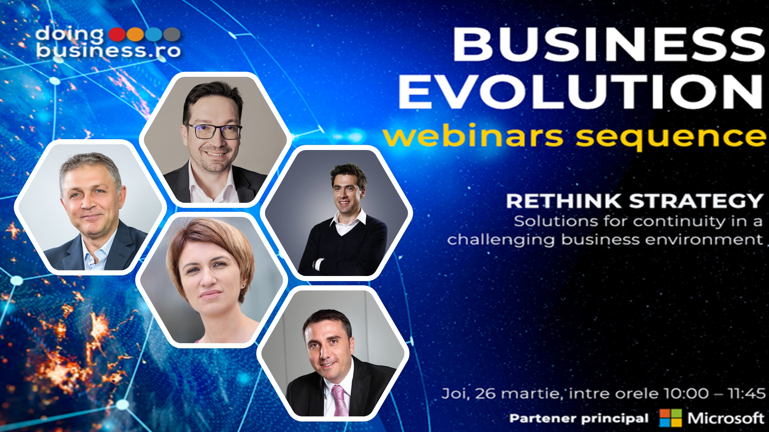 WEBINAR - Rethink Strategy – Continuity, Challenges and Opportunities