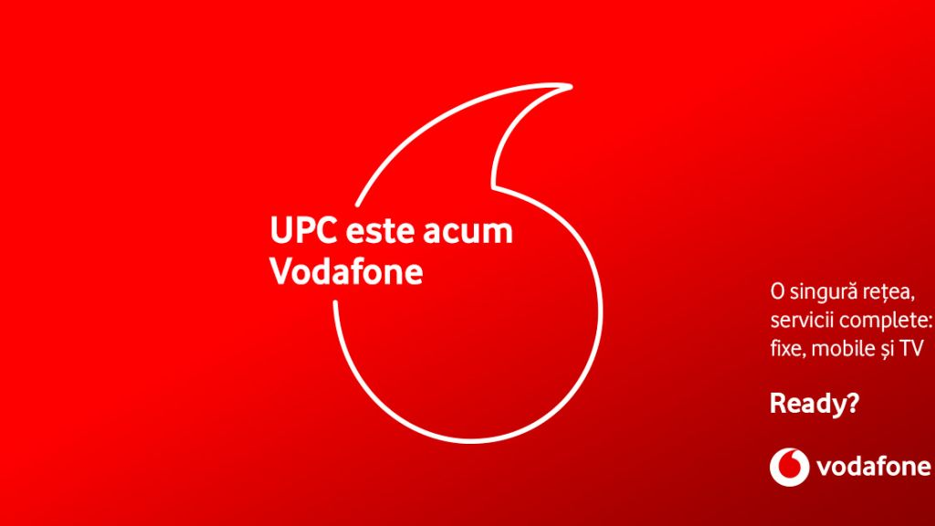 Vodafone Romania and UPC finalised the legal merger