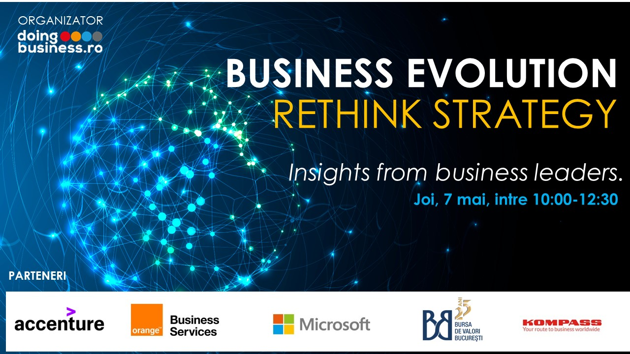 CRISIS CHALLENGES ERUPTION – Rethink Strategy – Insights from Business Leaders
