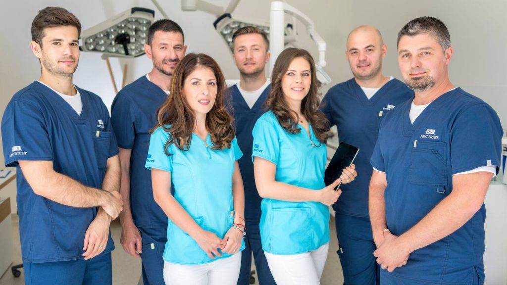 DENT ESTET - The first dental clinic in Romania to introduce testing for Covid-19 for medical staff and patients