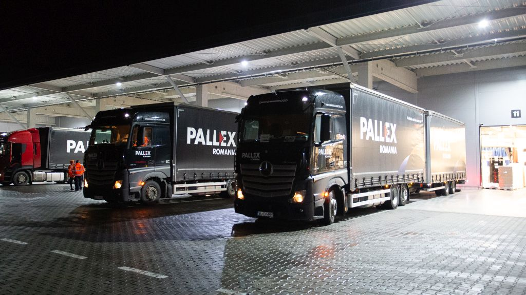 Pall-Ex Romania reaches an important threshold, both for the company's history and for the national palletized distribution and transport market: 3,000,000 pallets transported