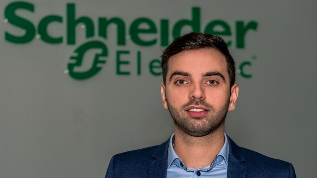 Cristian Deaconu is the new Sales Director of Schneider Electric Romania and the Republic of Moldova