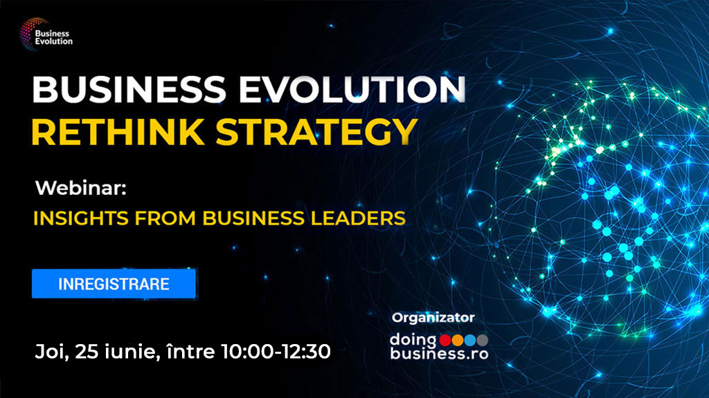 Business Evolution - RETHINK STRATEGY – Insights From Business Leaders