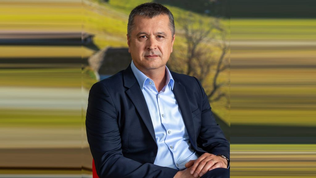 Catalin Buliga, Technology Director of Vodafone Romania, received European recognition and was named one of the most important people in telecommunications