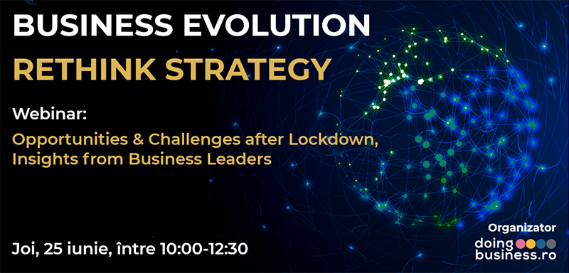 Webinar - Business Evolution - RETHINK STRATEGY - Insights From Business Leaders