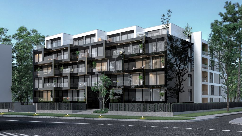 HAGAG Development Europe  has received the building permit for H Eliade 9 residence