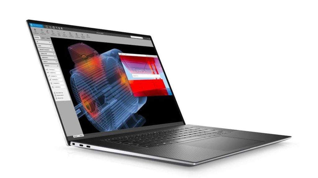Dell Precision 5750 - A new model