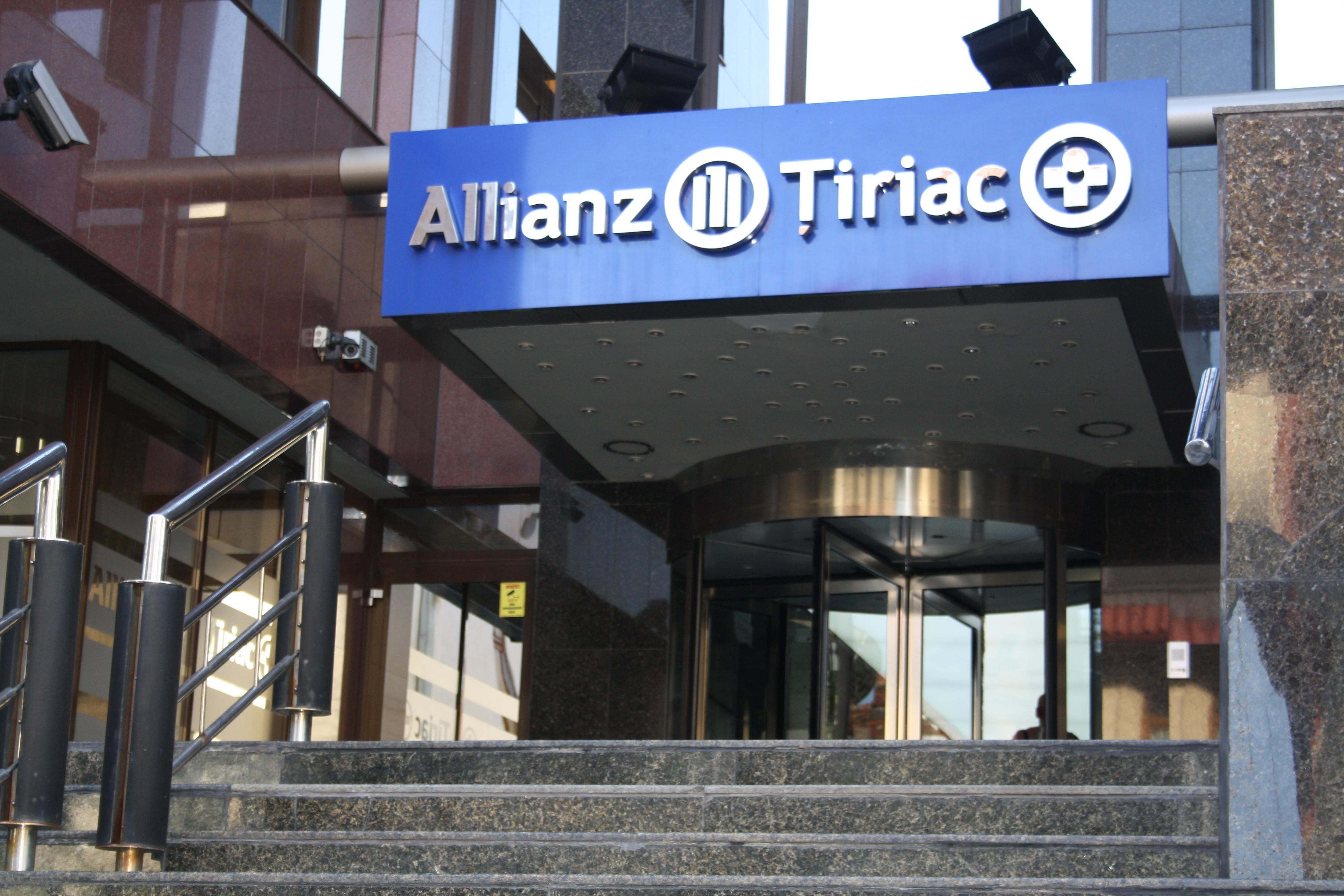 Allianz-Tiriac in S1 2020: cifre de business peste asteptari, grija pentru oameni - principala preocupare