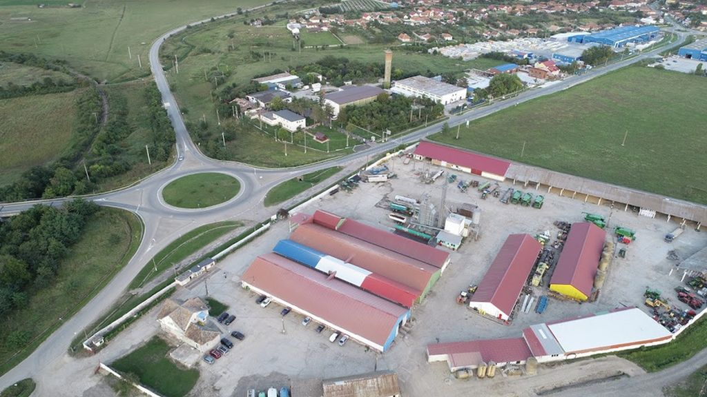 TC Capital acquires a farm of 6,550 hectares in Timis County, through a transaction of 23.5 million euros