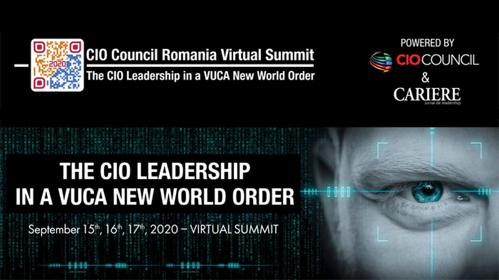 CIO COUNCIL VIRTUAL SUMMIT