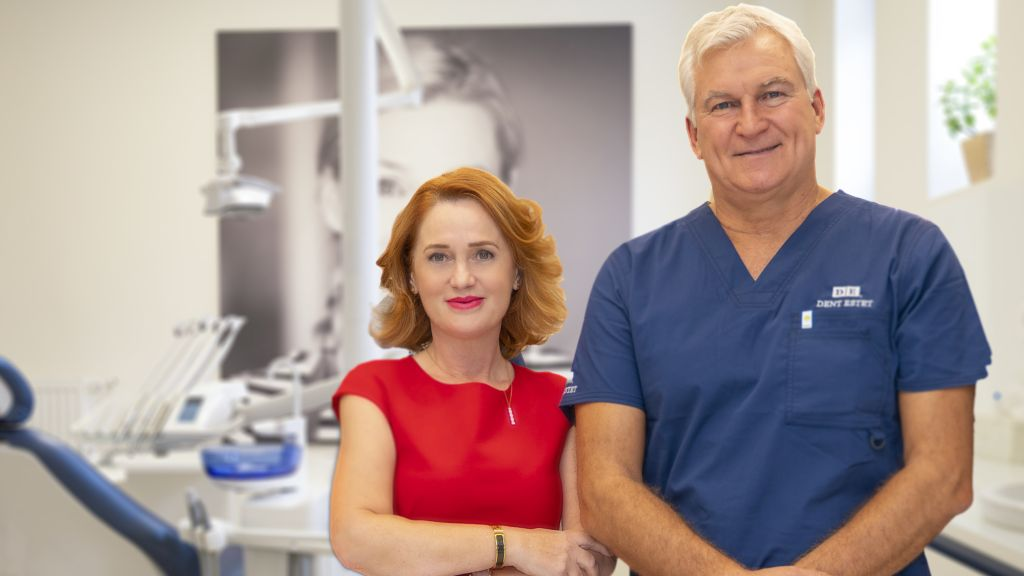 Partnership for the first time for dentistry in Romania