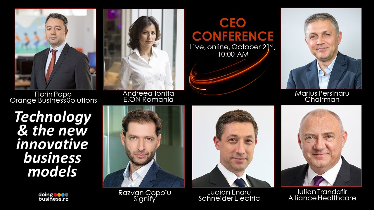 CEO Conference - Shaping The Future - Technology and the new innovative business models