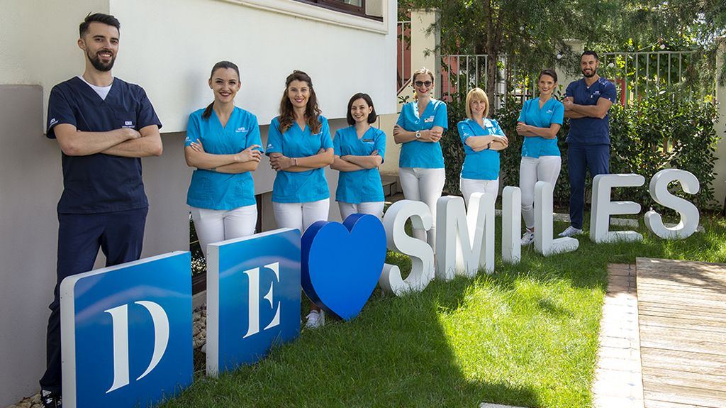 DENT ESTET Sibiu - the first place in the local private dentistry market, just one year after the inauguration, according to the financial data from 2019