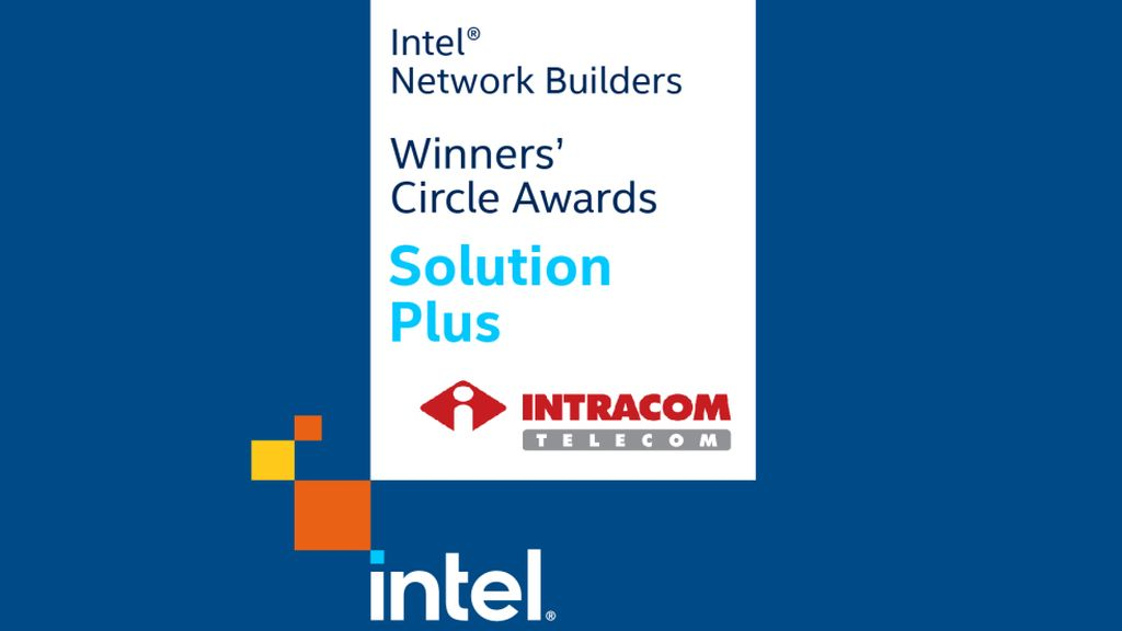 Intracom Telecom Recognized as Intel Network Builders Solution Plus Partner