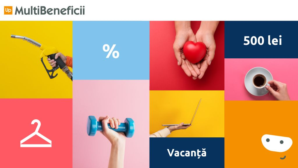 Up Romania launches Up MultiBeneficii, a platform of flexible extra-salary benefits