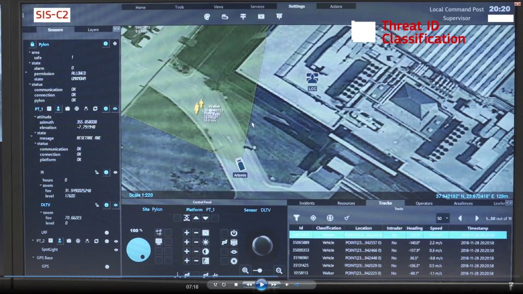 Intracom Telecom Upgrades DESFAS's Security System