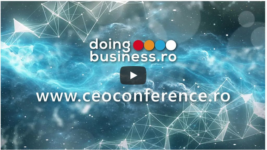 CEO Conference - Strategy in the Disruption Storm - 2021 promo
