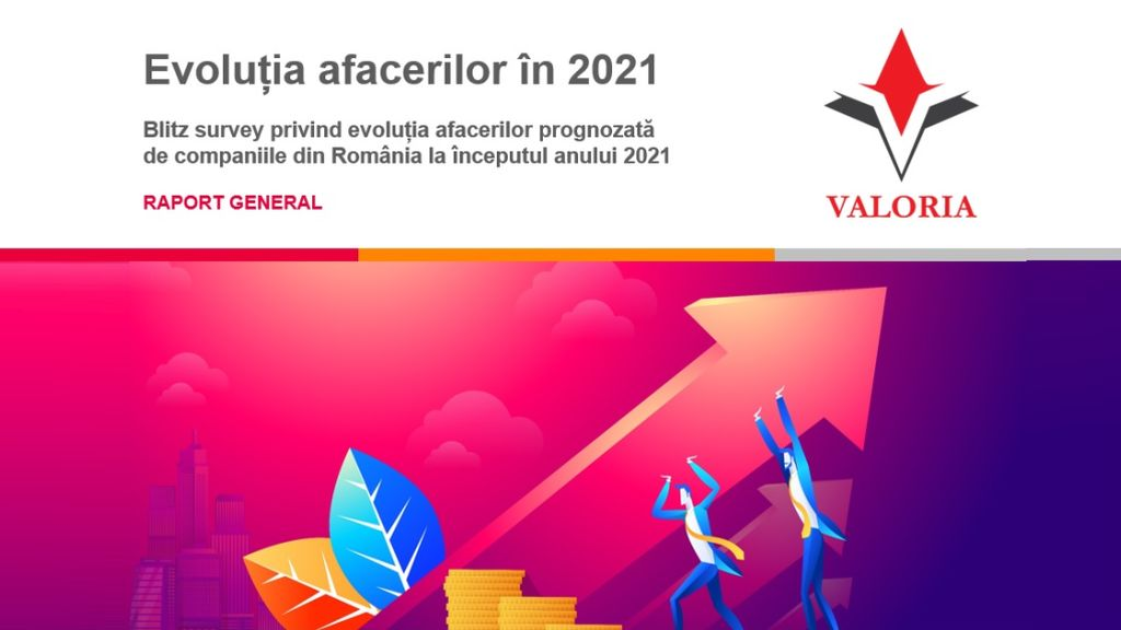 Valoria survey: 67% of companies rely on streamlining their product/service portfolio and sales channels to grow in 2021