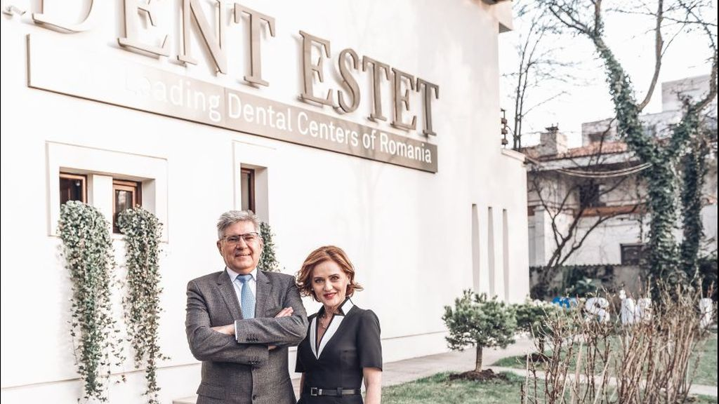 DENT ESTET is a detached leader in dentistry, with a turnover of 67 million RON in 2020