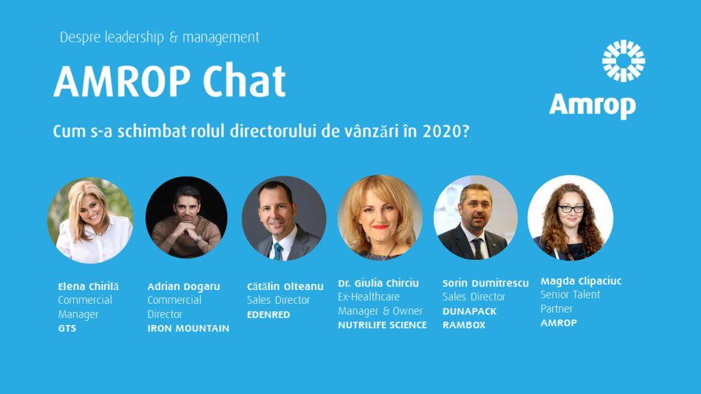 Cum s-a schimbat rolul directorului de vanzari in 2020?