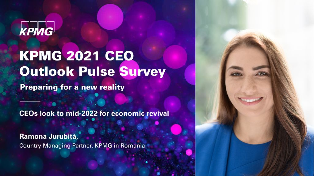 Nearly half of global CEOs don't expect to see a return to 'normal' until 2022: KPMG study