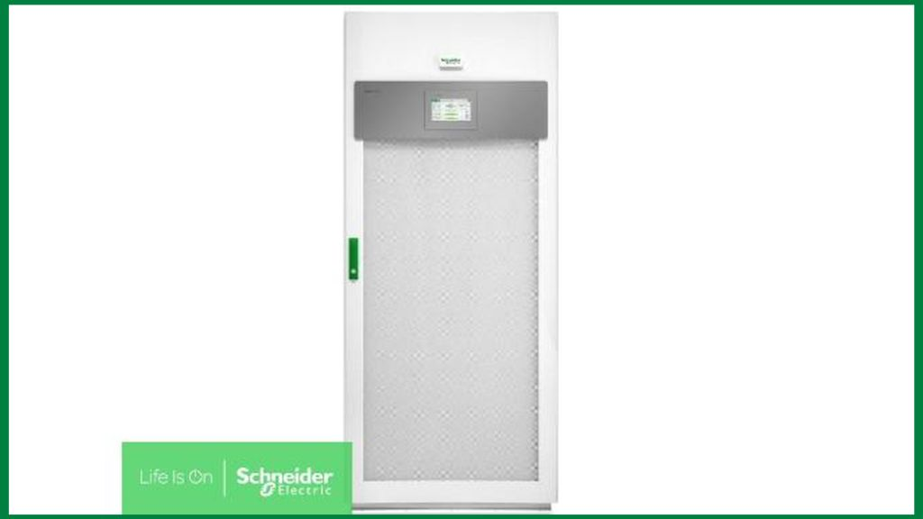 Schneider Electric launches the most compact three-phase UPS in its range: Galaxy VL