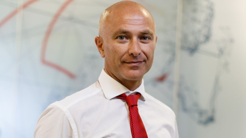 Achilleas Kanaris has been appointed Vodafone Romania's CEO