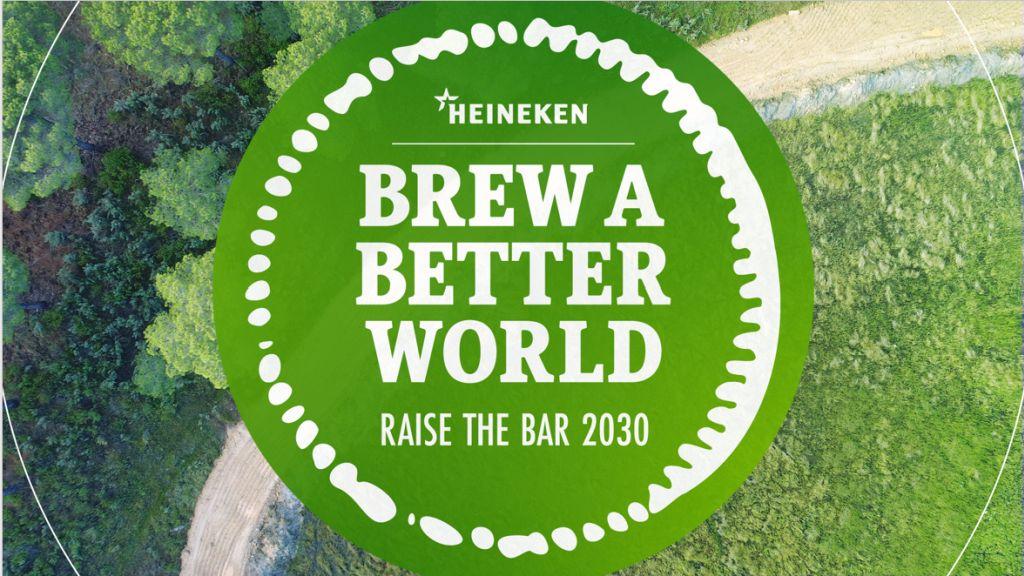 "Compania HEINEKEN a lansat noile ambitii, pentru 2030, din strategia globala de sustenabilitate ""2030 Brew a Better World"""
