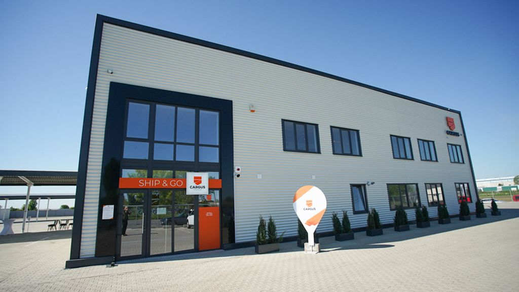Cargus has invested 500,000 euros in a modern and easily adaptable warehouse in Buzau