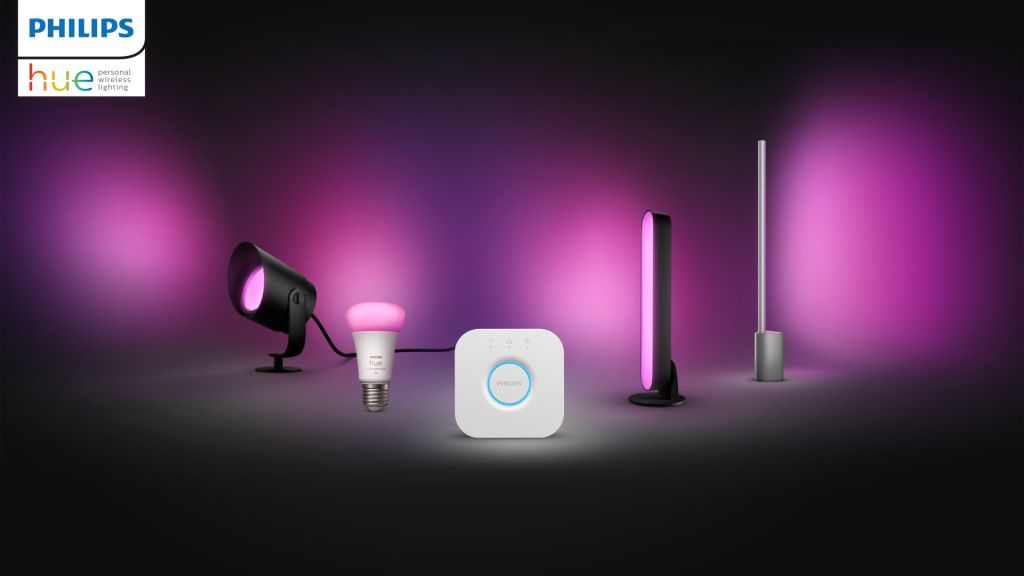 The entire Philips Hue range will be compatible with Matter, the new connectivity standard for smart home systems