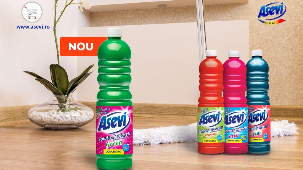 Producatorul detergentului de pardoseli nr.1 in comertul traditional din Romania va deschide o noua fabrica