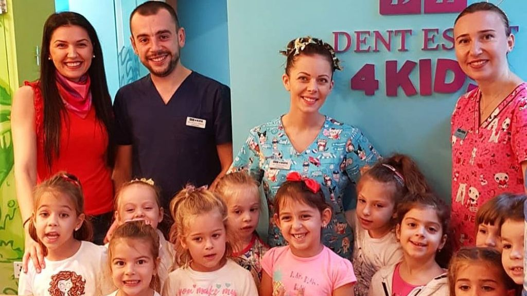 DENT ESTET announces the acquisition of the full package of shares of the clinic in Timisoara, the engine of growth of the children's division within the group