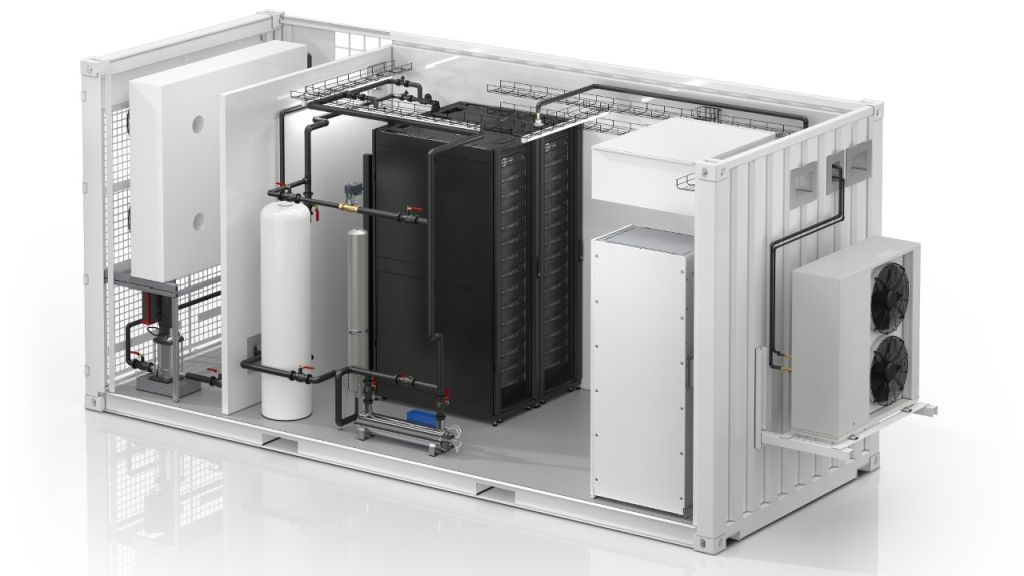 Schneider Electric Announces EcoStruxure ™ Modular Data Center, All-In-One Liquid-Cooled, the first in industry
