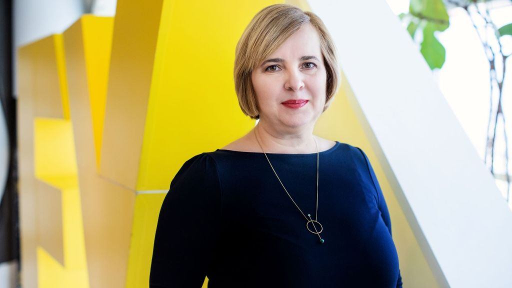 Alina Dimitriu este noul lider al diviziei de Audit din cadrul EY Romania