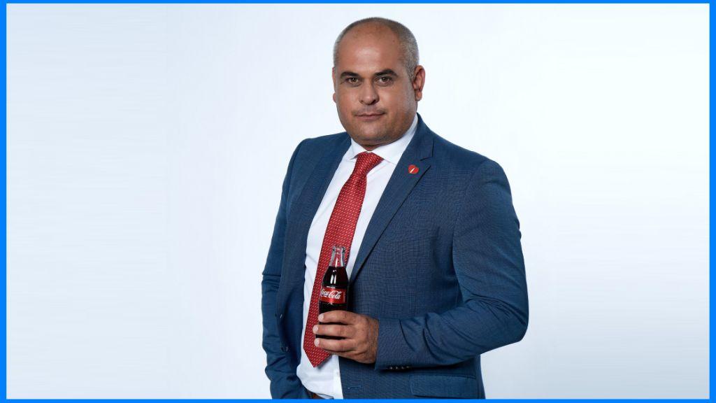 Coca-Cola HBC Romania are un nou Country Sales Manager – Paul Neacsu