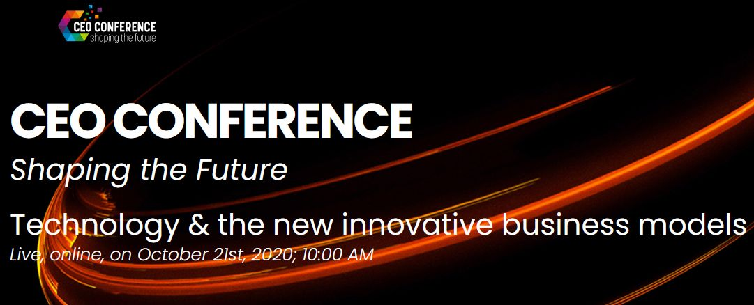 CEO Conference – Shaping the Future - Technology and the new innovative business models