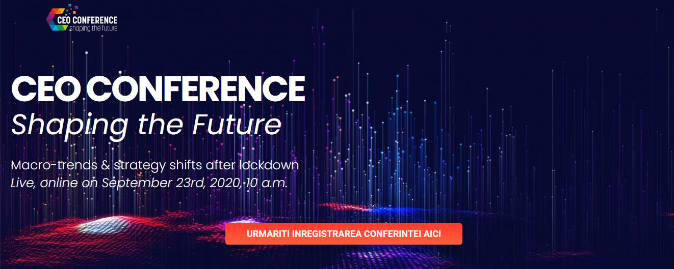 CEO Conference – Shaping the Future - Macro-trends  and strategy shifts after lockdown