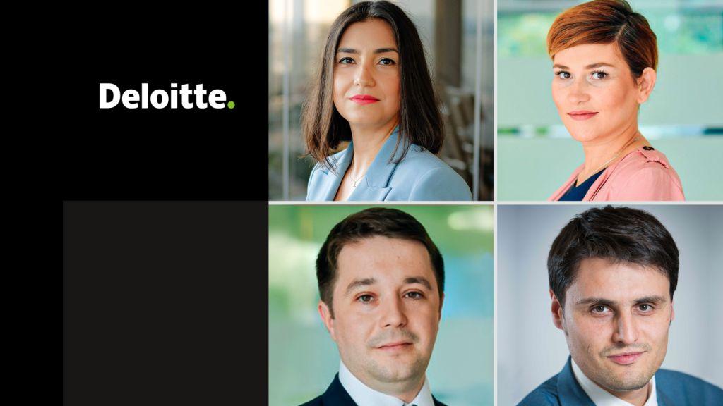 Deloitte Romania isi consolideaza echipa de management prin promovarea a patru angajati la nivelul de directori