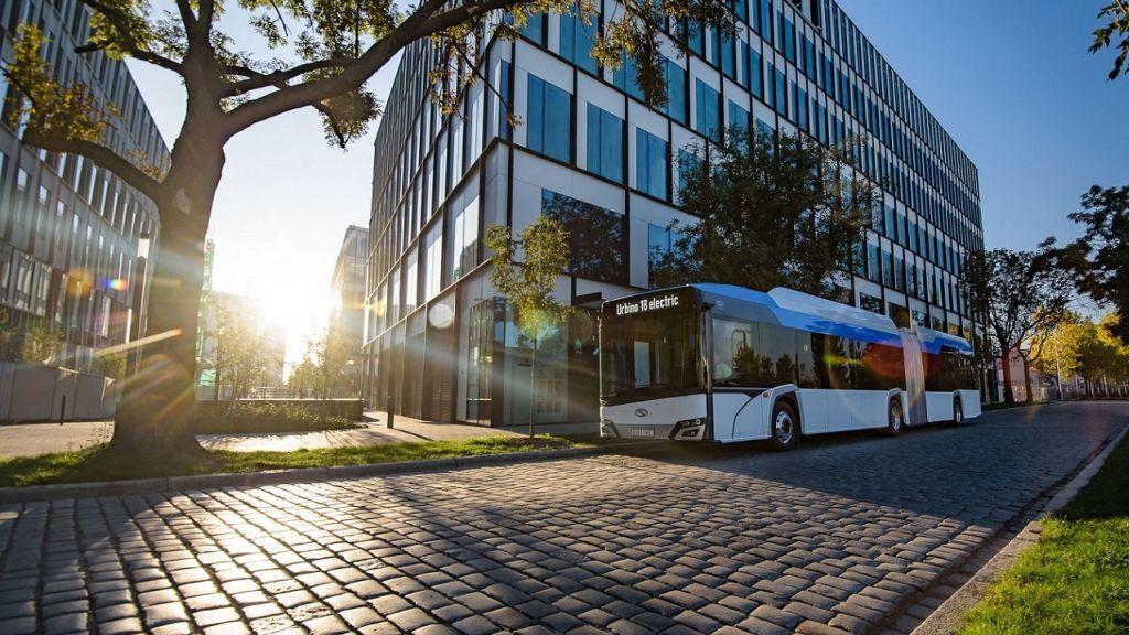 Solaris anunta finalizarea livrarilor de vehicule electrice pentru transport public la Craiova si Medias