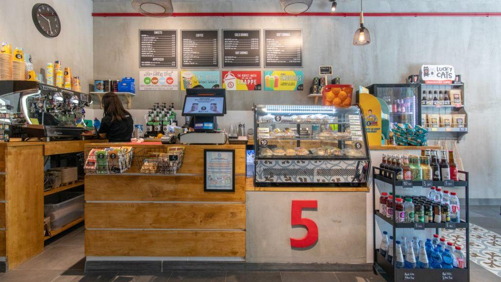 5 to go isi consolideaza pozitia in Constanta prin achizitia unui lant local de cafenele