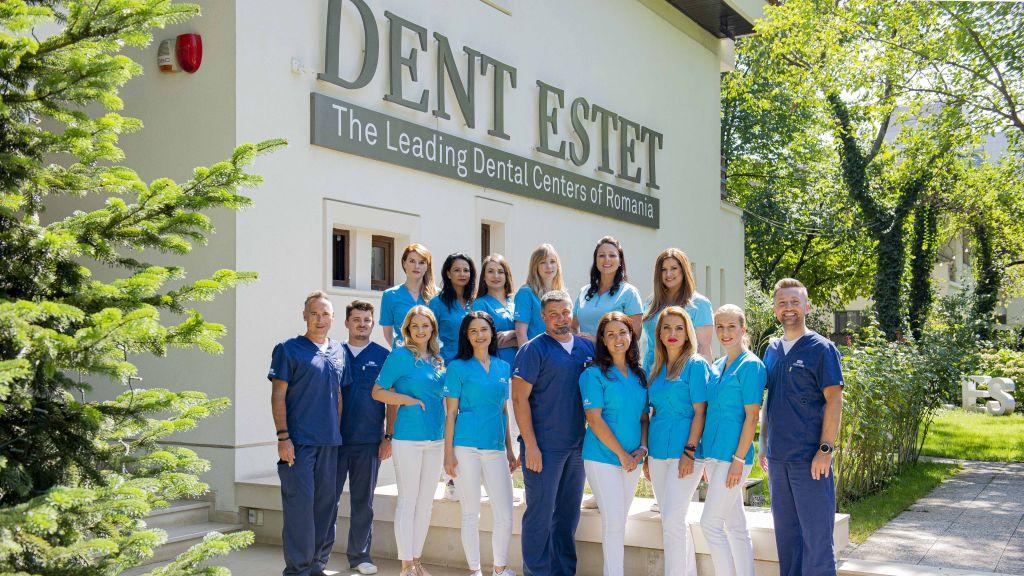 DENT ESTET, parte a grupului MedLife, reconfirma pozitia de lider al pietei de servicii stomatologice din Romania