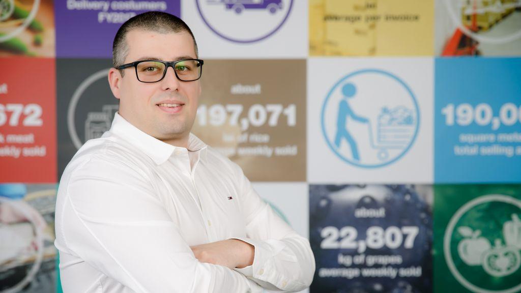 Irinel Popescu este noul Director de Franciza al METRO Romania