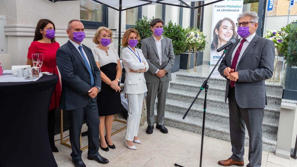 DENT ESTET isi continua extinderea la nivel national si deschide o noua clinica stomatologica, in Ploiesti, in urma unei investitii totale de 1,7 milioane de euro